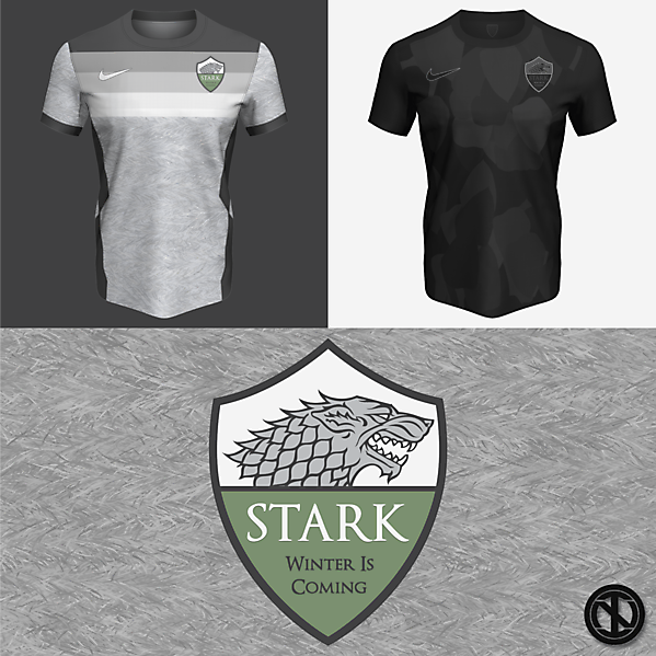 House Stark | Home and Away Kits