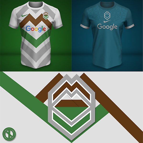 Mountain View | Home and Away Kits