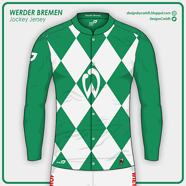 Werder Bremen | Jockey Jersey