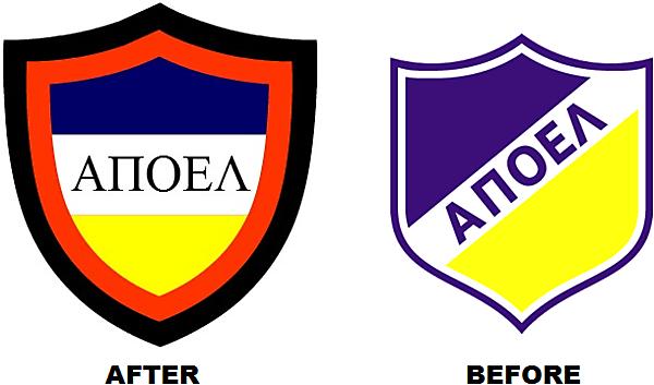 New APOEL Crest