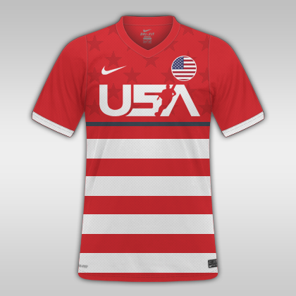 USA Futsal Away 1