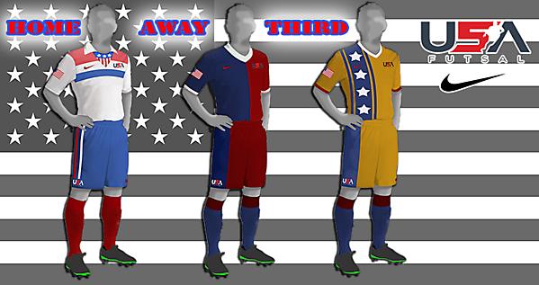 USA Futsal V1