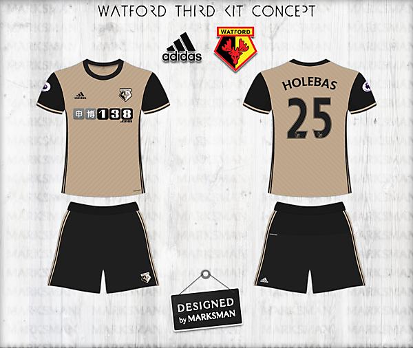 Watford Third Kit