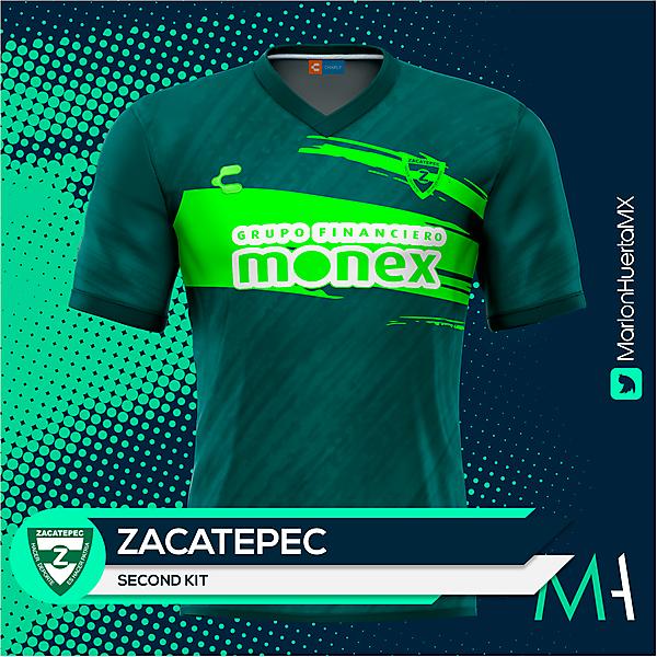 Zacatepec | Second Kit
