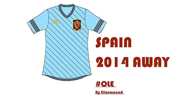 Spain Away Concept