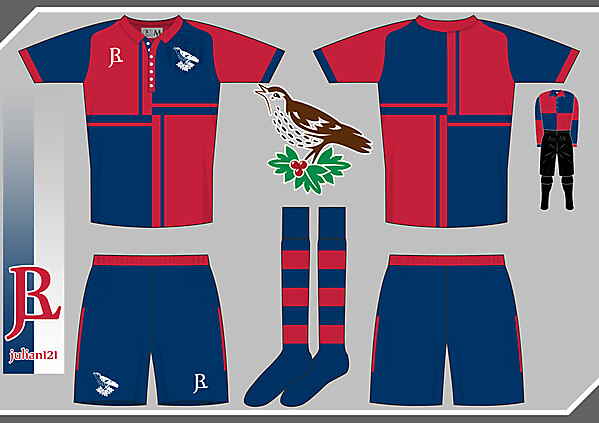 West Bromwich Albion Classic Remake