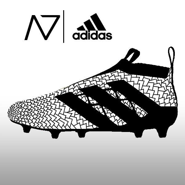 Adidas ACE 16+ PureControl Custom by NACH0S