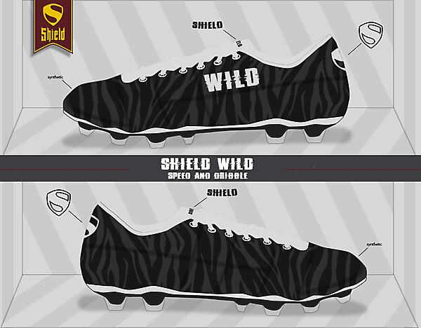 Shield Wild (Speed)