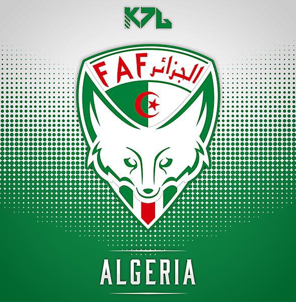Algeria Rebrand
