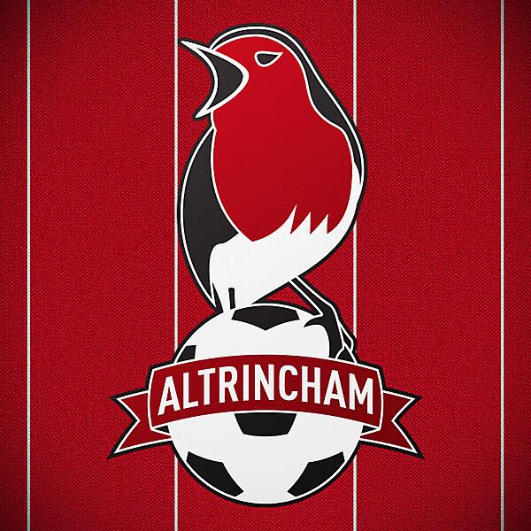 Altrincham FC crest