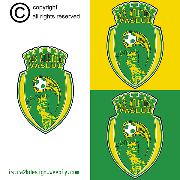 Atletico Vaslui - The Green and Yellows