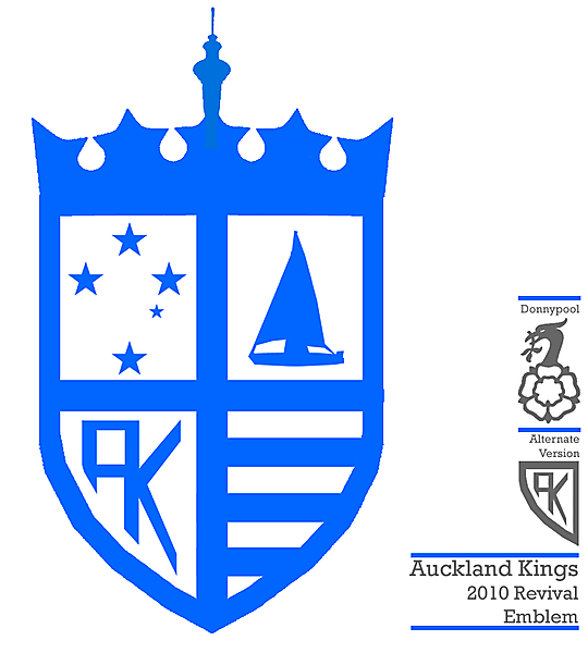 Auckland Kings Crest
