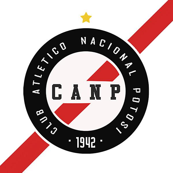 Club Atletico Nacional Potosi - Concepto de escudo