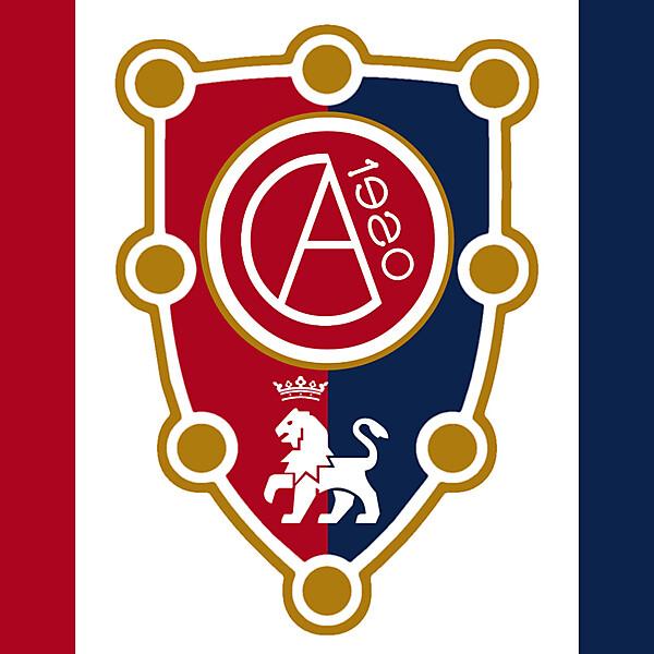 Club Atletico Osasuna - Redesign