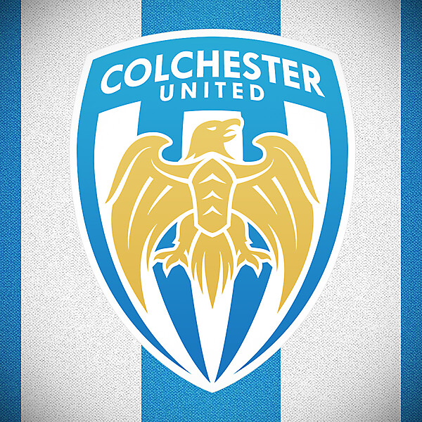Colchester United FC crest