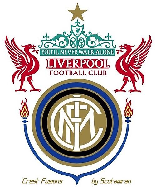 Crest Fusions - Inter & Liverpool