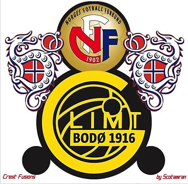 Crest Fusions - Norway & Bodo/Glimt
