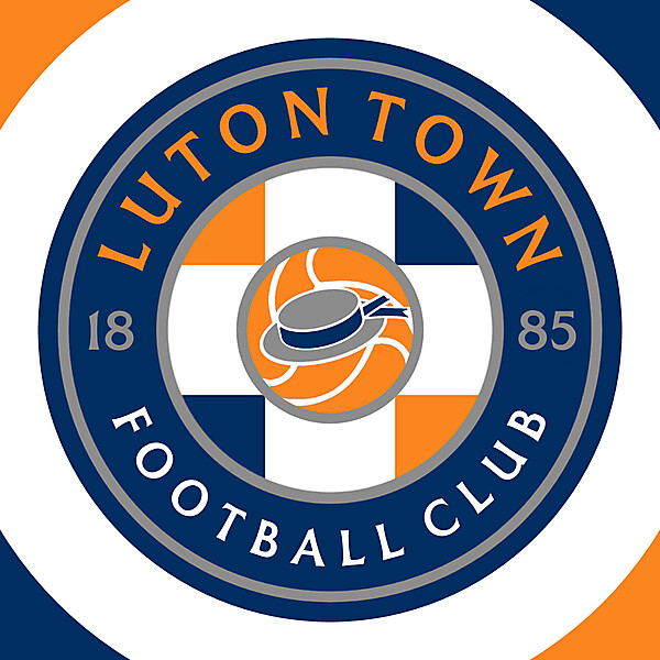 FC Luton Town - Redesign
