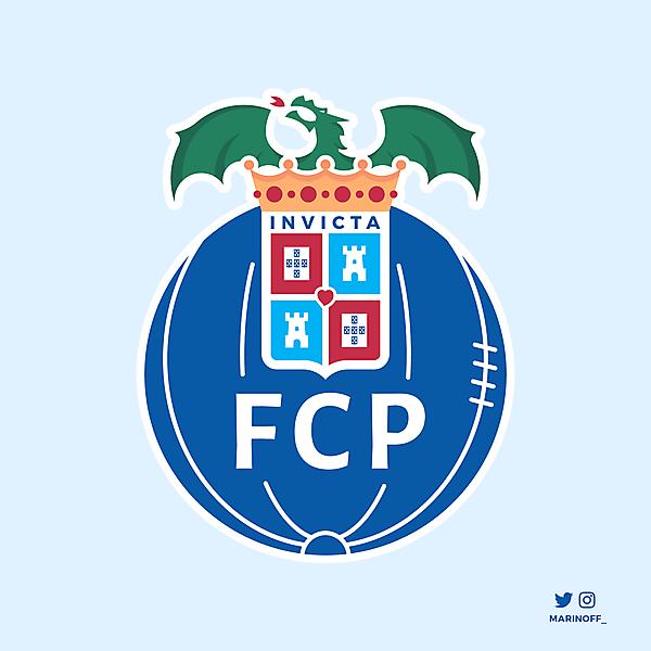 FC Porto crest concept