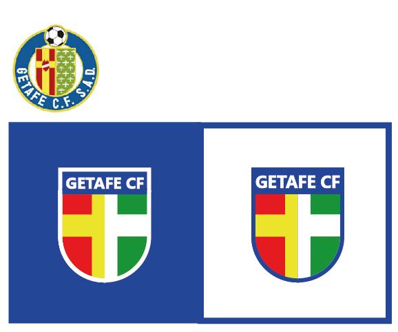 Getafe CF Crest Redesign