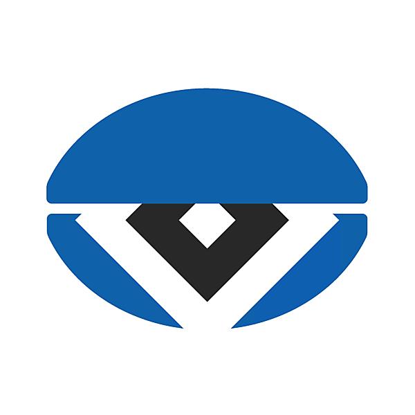 Hamburger SV ( burger version ) alternative logo.