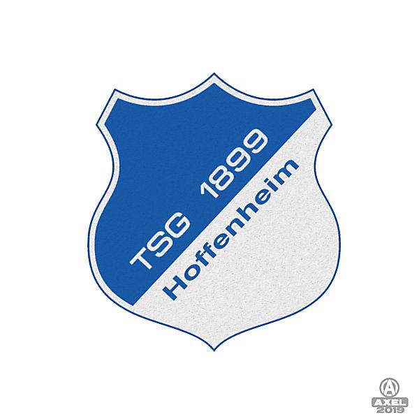 Hoffenheim - crest redesign