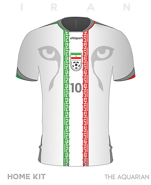 Iran Home Kit Redesign