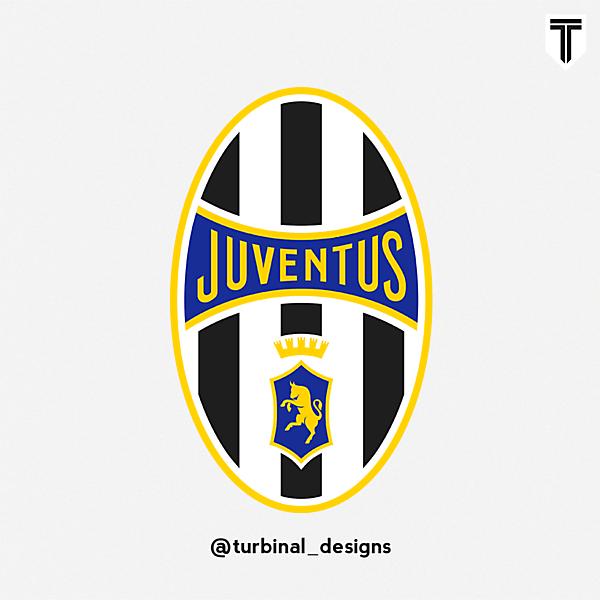 Juventus Crest Redesign