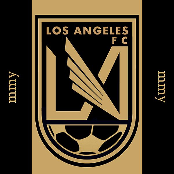 LAFC Crest Redesign