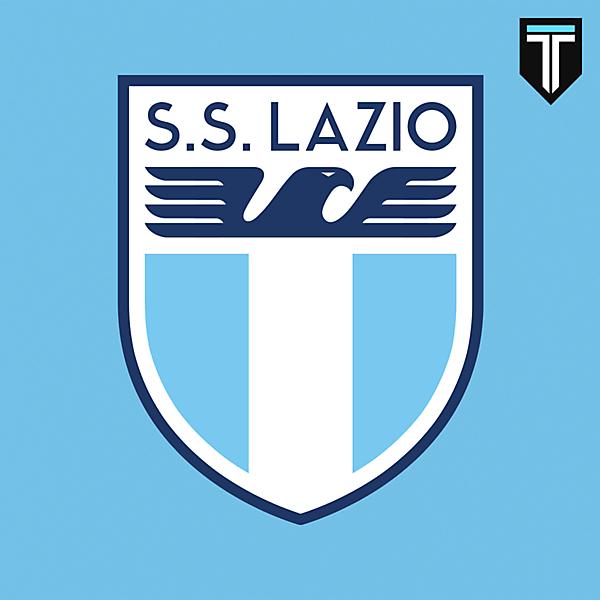 Lazio - Crest Redesign
