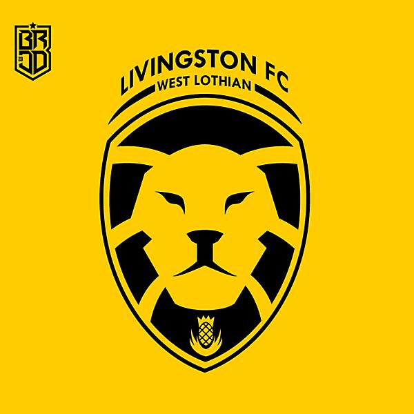 Livingston FC Crest Redesign Concept