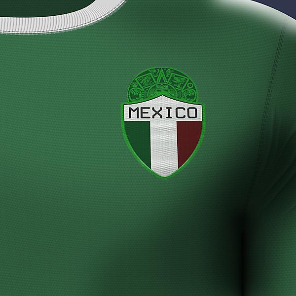 Mexico new crest