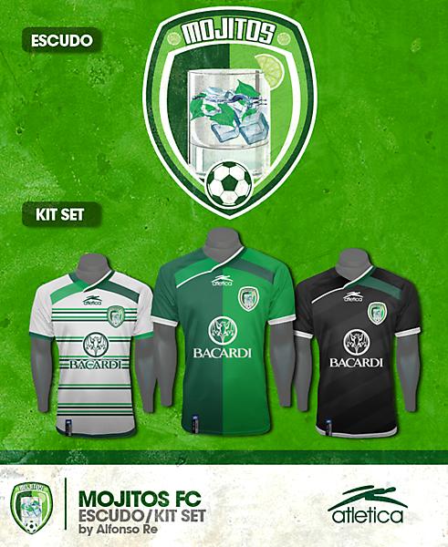 Mojitos FC Crest n Kits