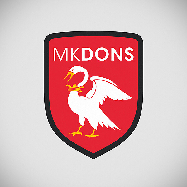 MK Dons crest