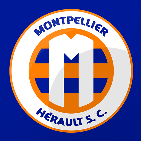Montpellier Hérault Sport Club Crest