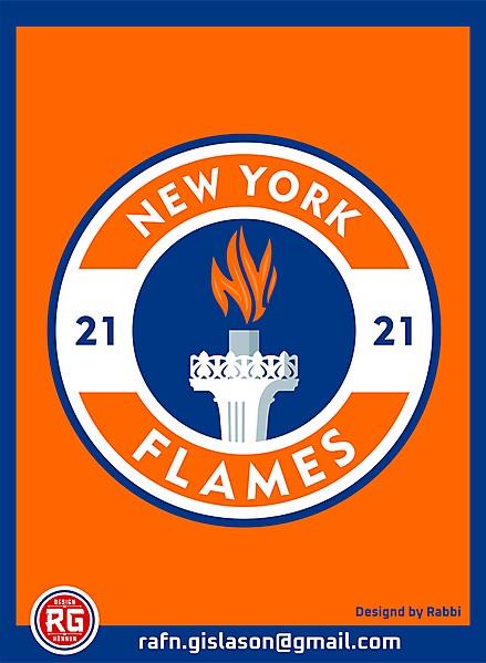 NEW YORK FLAMES