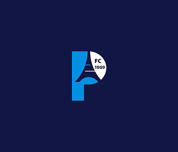 Paris FC alternative logo.