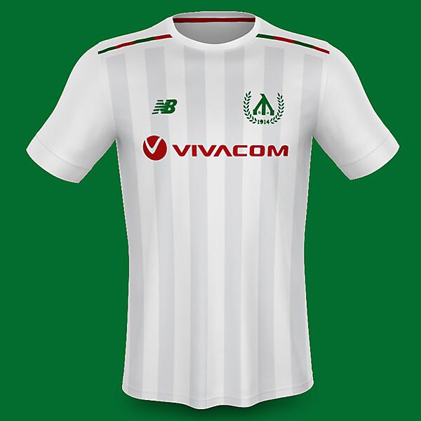 PFC Levski Sofia Away