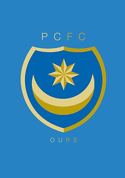 Portsmouth Community Football Club Crest