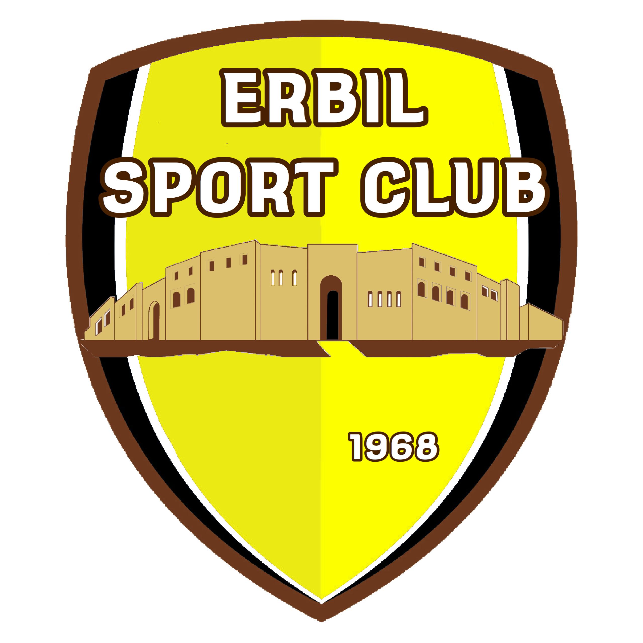 Redesign arbil sport club crest