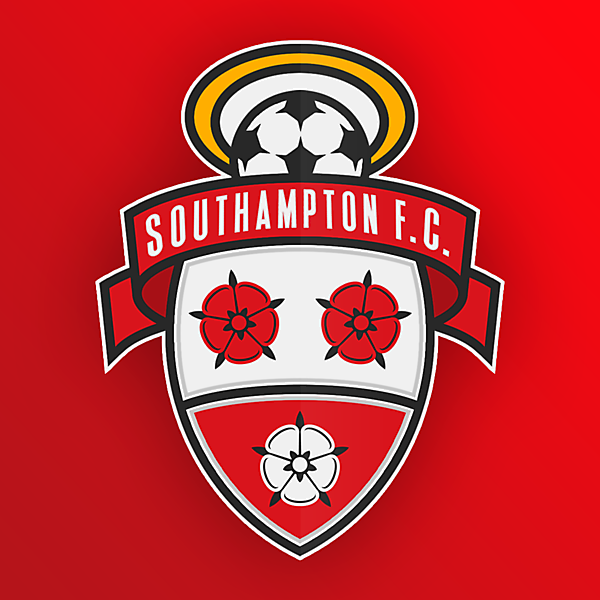 Southampton FC   Crest Redesign