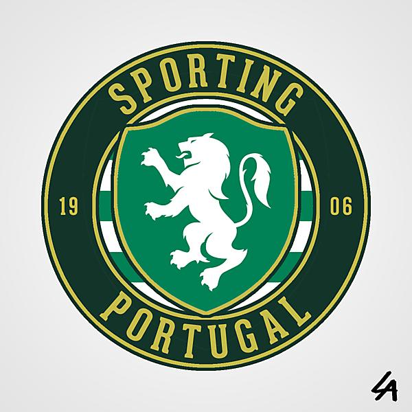 Sporting CP logo v2