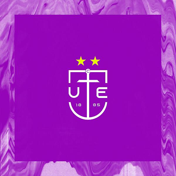 Újpest FC Crest Redesign