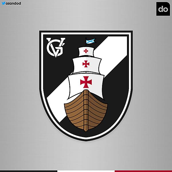 Vasco de Gama | Crest