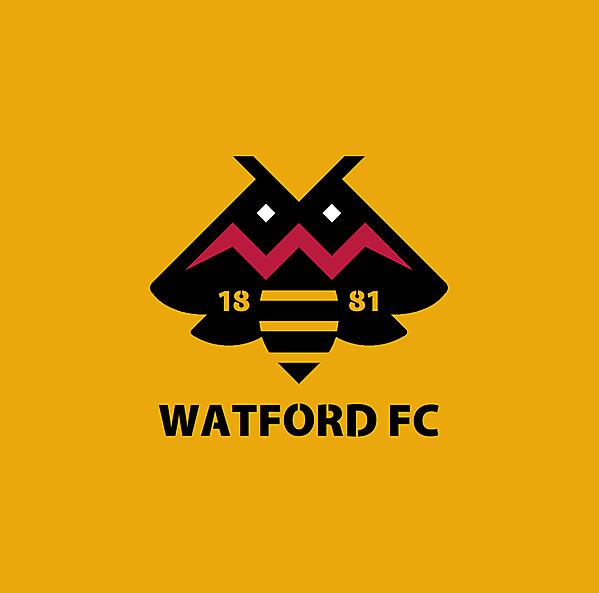 Watford FC alternative logo.