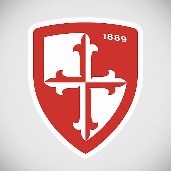 Woking FC crest