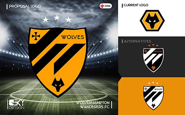 Wolverhampton Rebrand