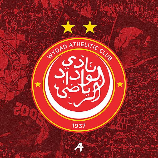 Wydad A.C logo redesign