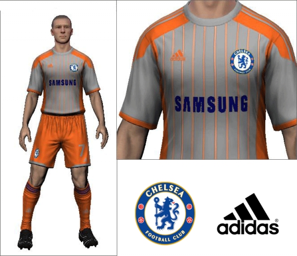 2014/15 Chelsea Third Kit