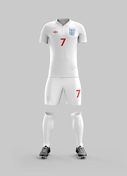 #4 - England Home '09